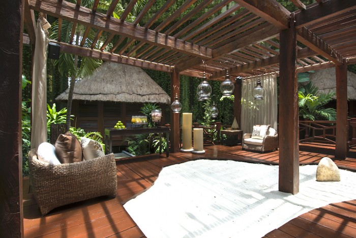 The oriental Garden Lounge 1 copia