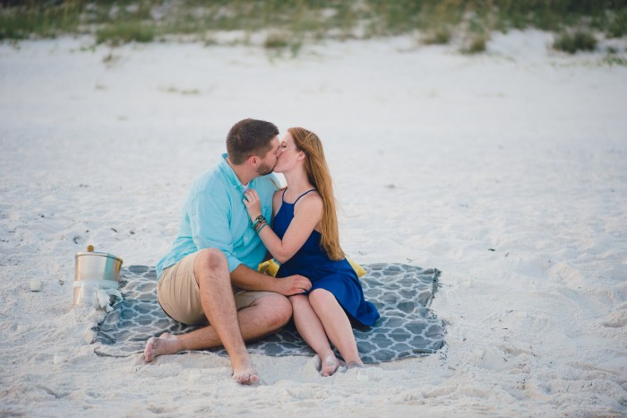 Marriage Proposal in Destin, Florida