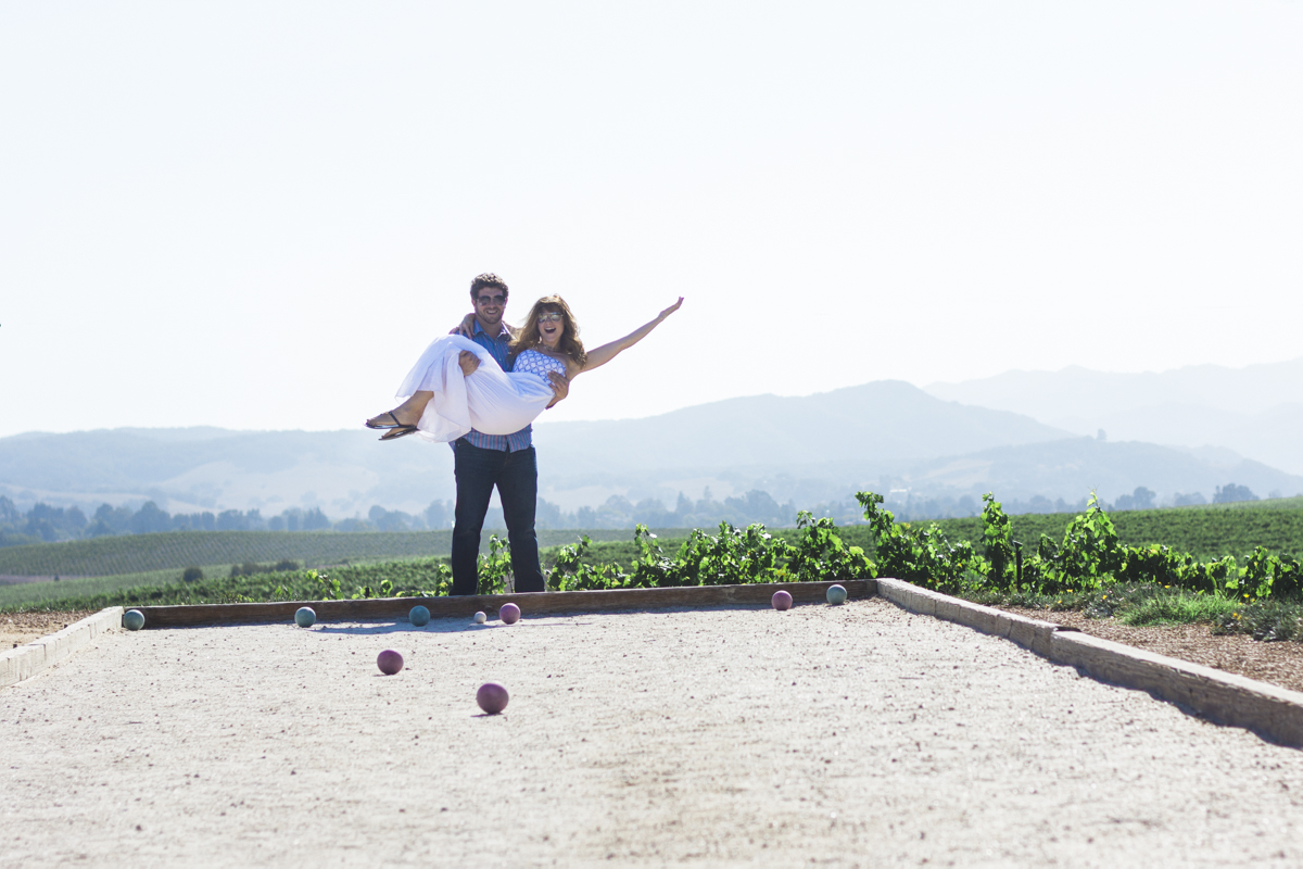 Image 5 of Ashley and Steven's Vineyard Proposal