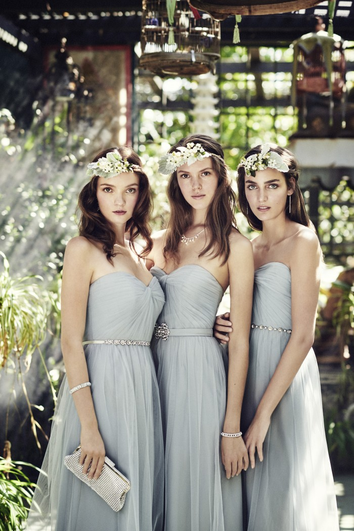 Image 1 of 2016 Bridesmaid Dress Trends with David's Bridal