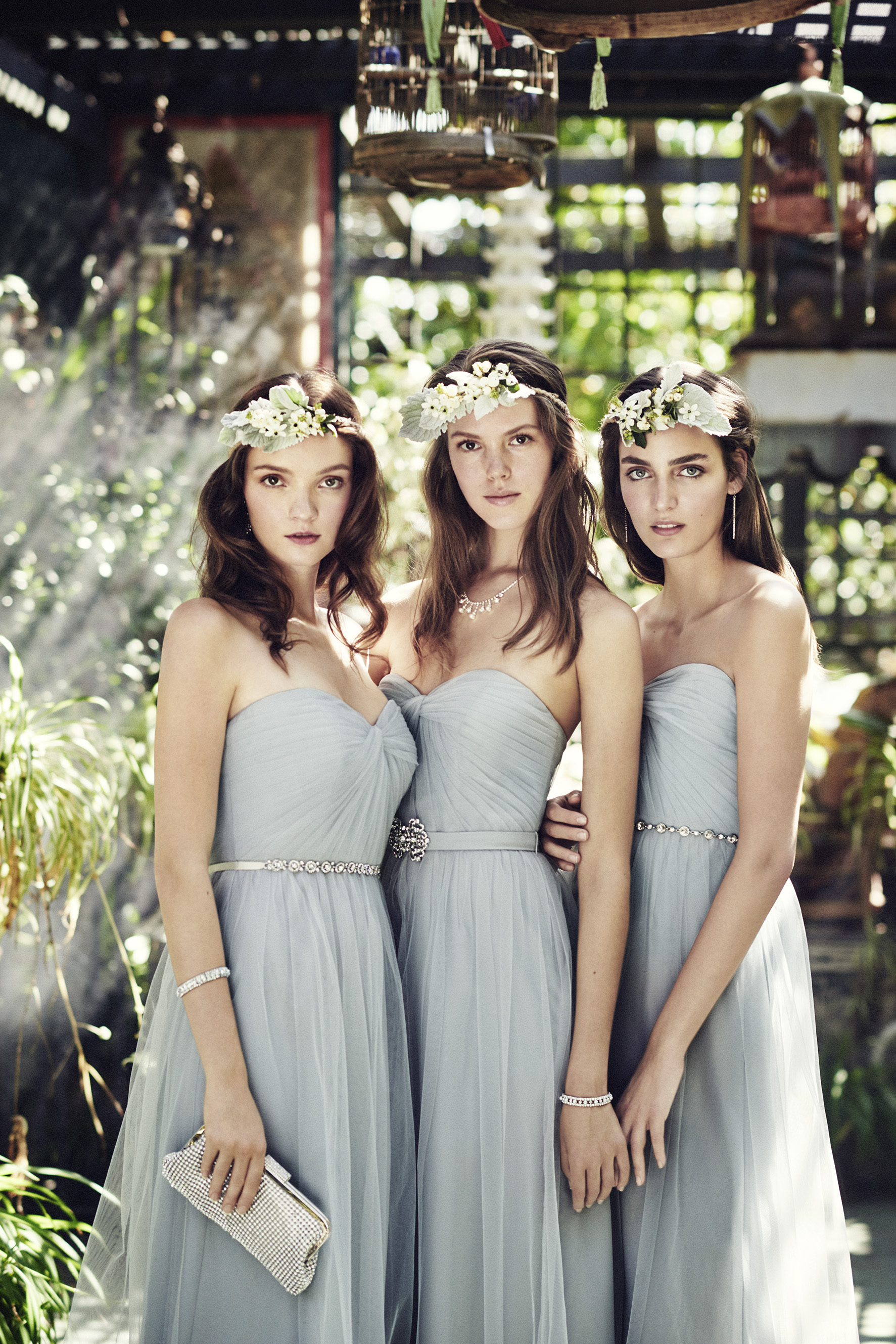 Here they are 2016s top bridesmaid dress trends soft colorspastels ombrellifo Image collections
