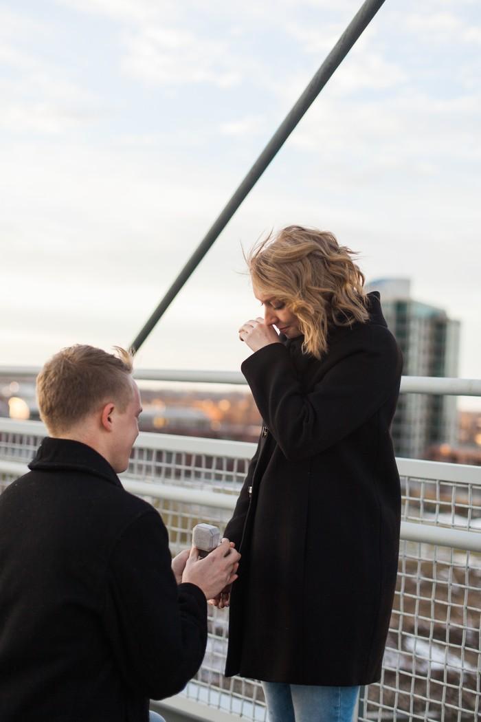 Image 4 of Chris and Martha's Bridge Proposal
