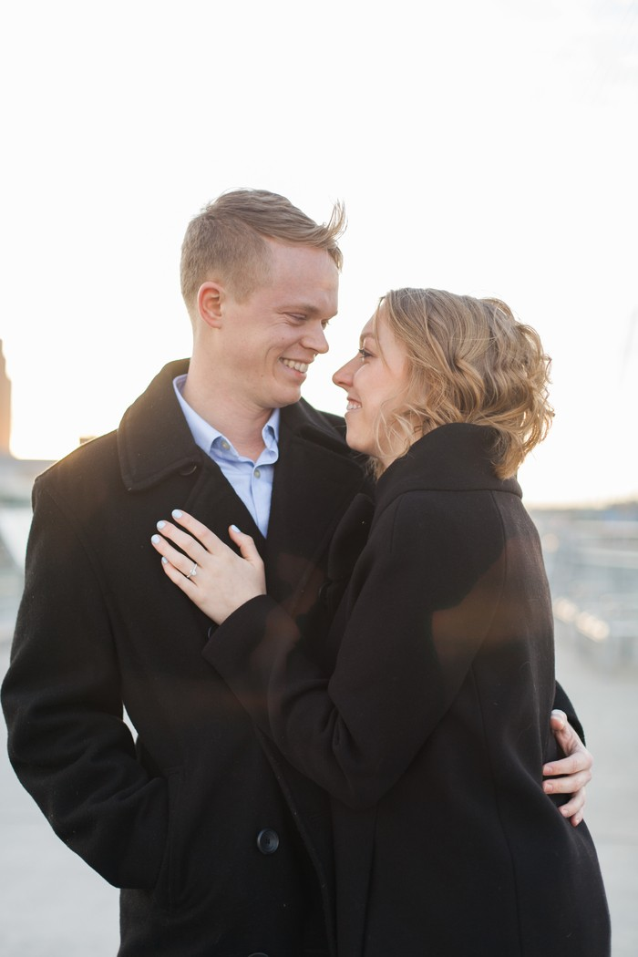 Image 1 of Chris and Martha's Bridge Proposal