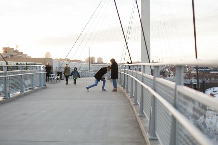 Image 3 of Chris and Martha's Bridge Proposal