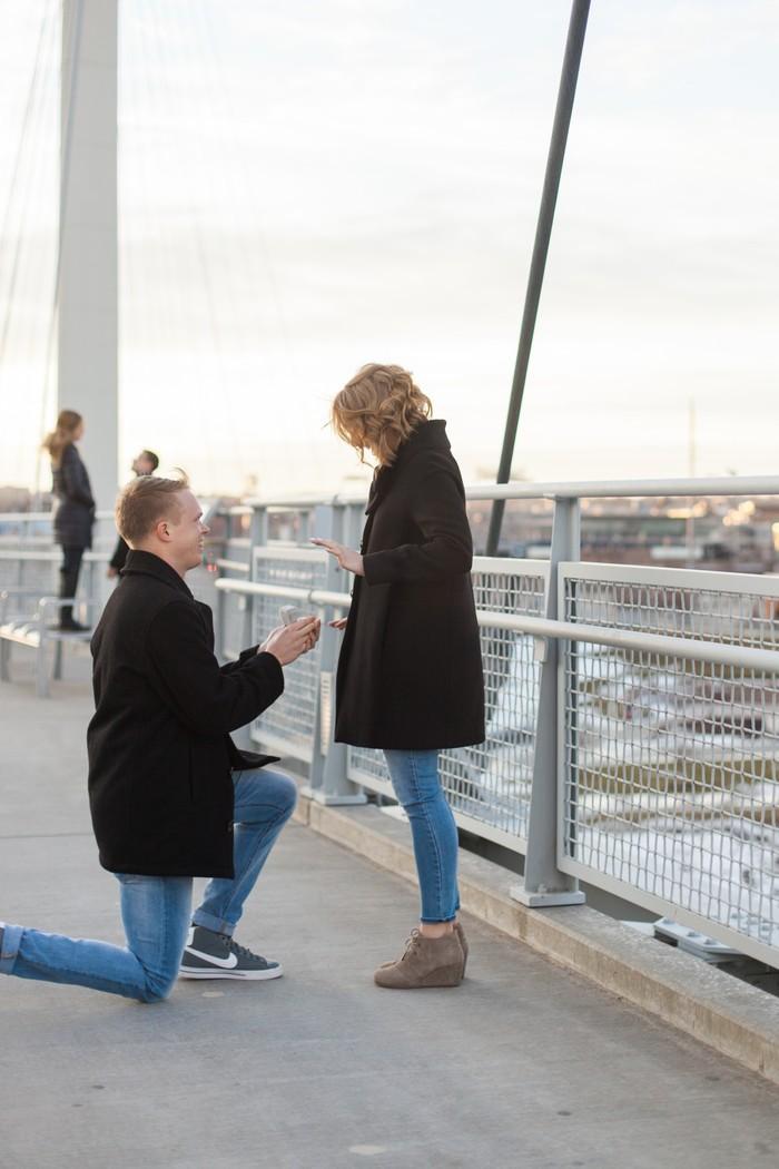 Image 5 of Chris and Martha's Bridge Proposal