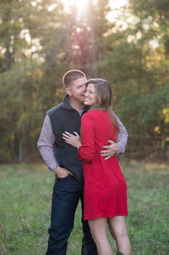 A couple of my favorite engagement pictures!