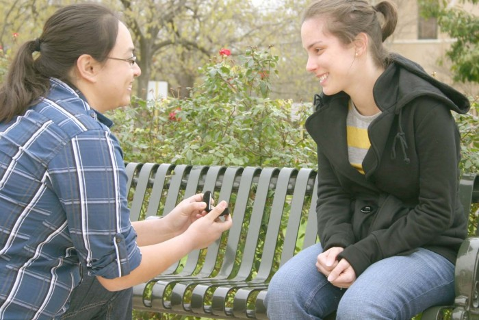 Image 3 of Christine and Megan