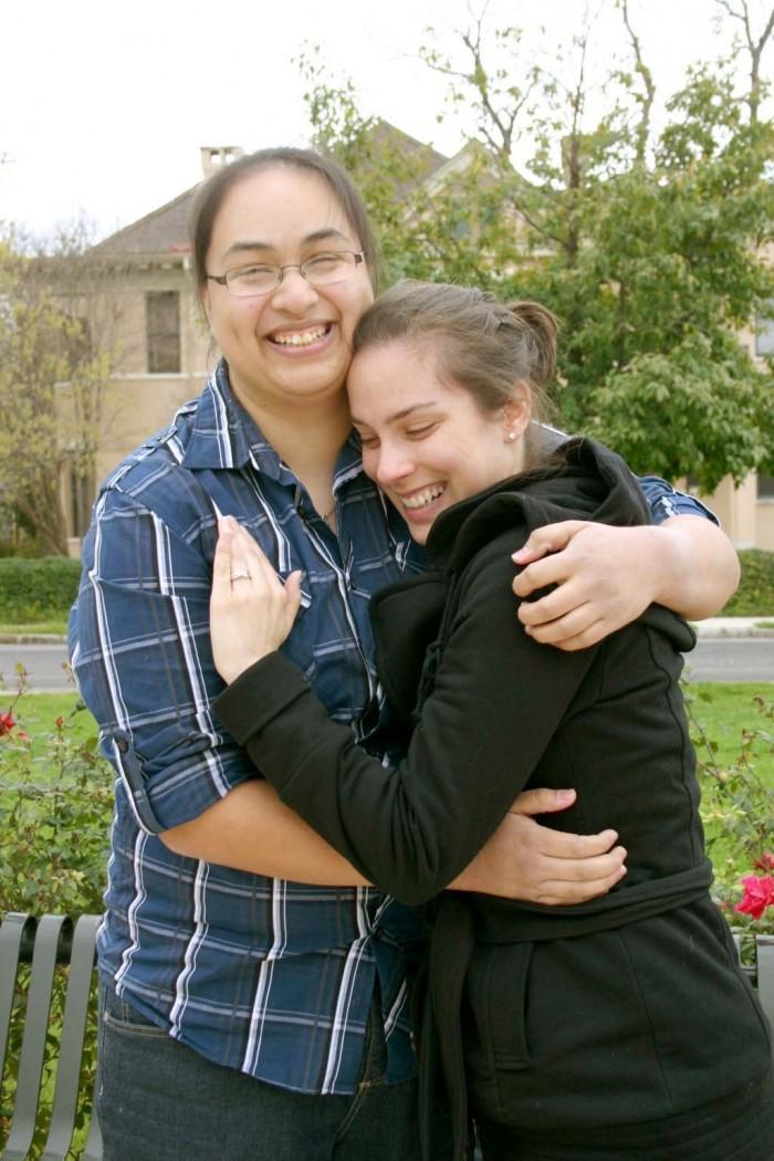Image 4 of Christine and Megan
