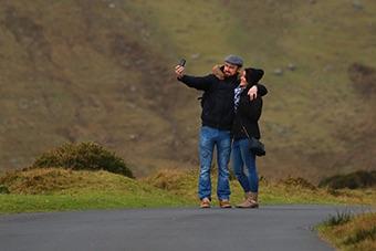 Image 1 of Nicola and Brendan Mc