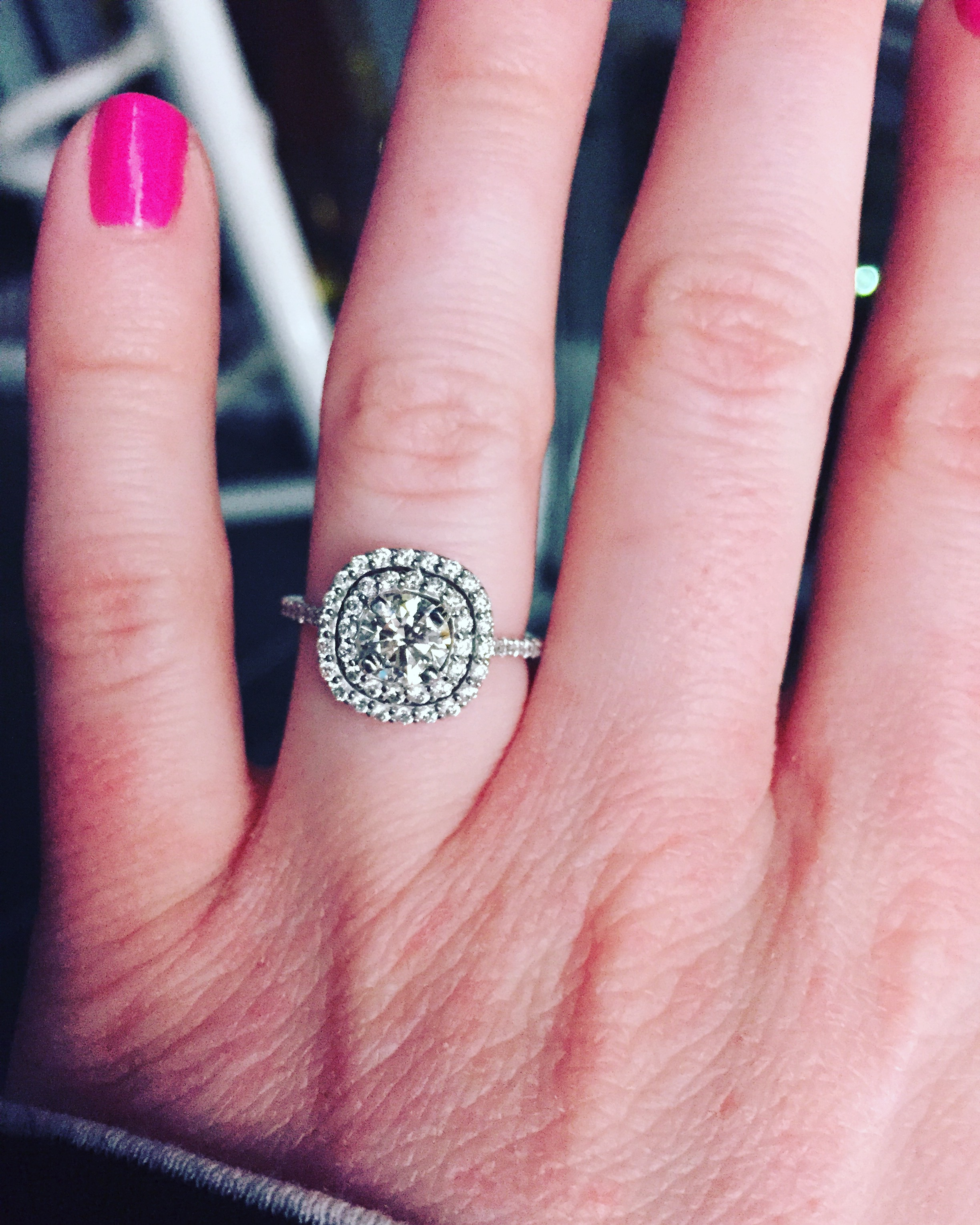 Kristen and Gregory\'s Proposal Story on HowHeAsked!