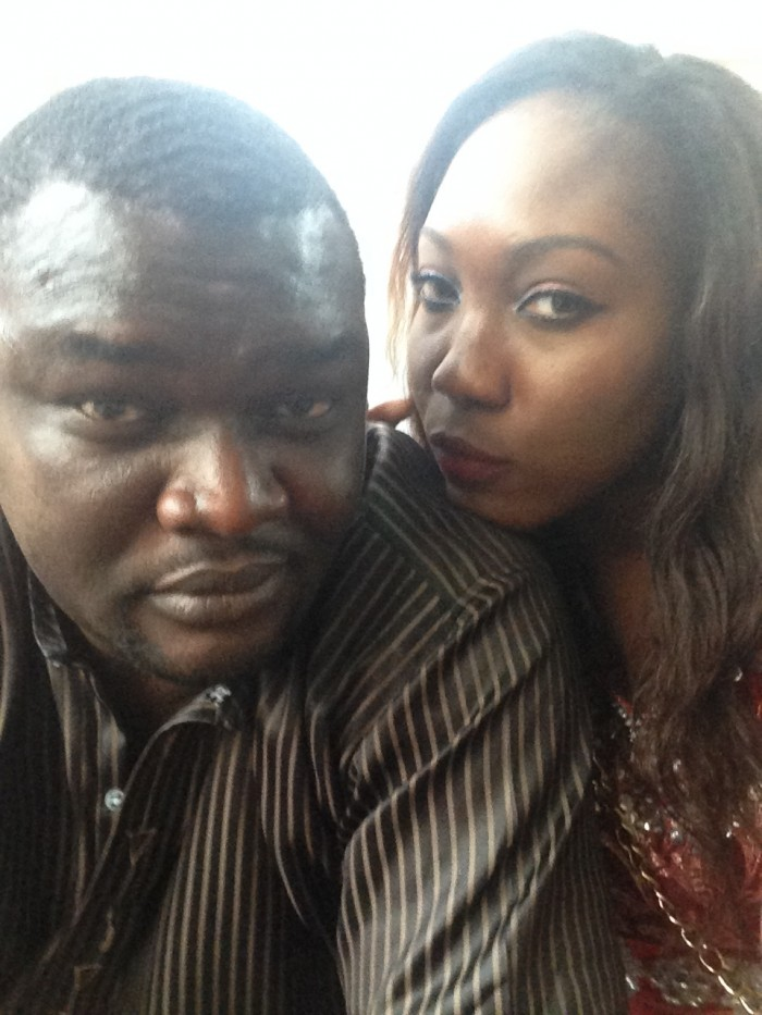 Image 1 of Sue and Kayode