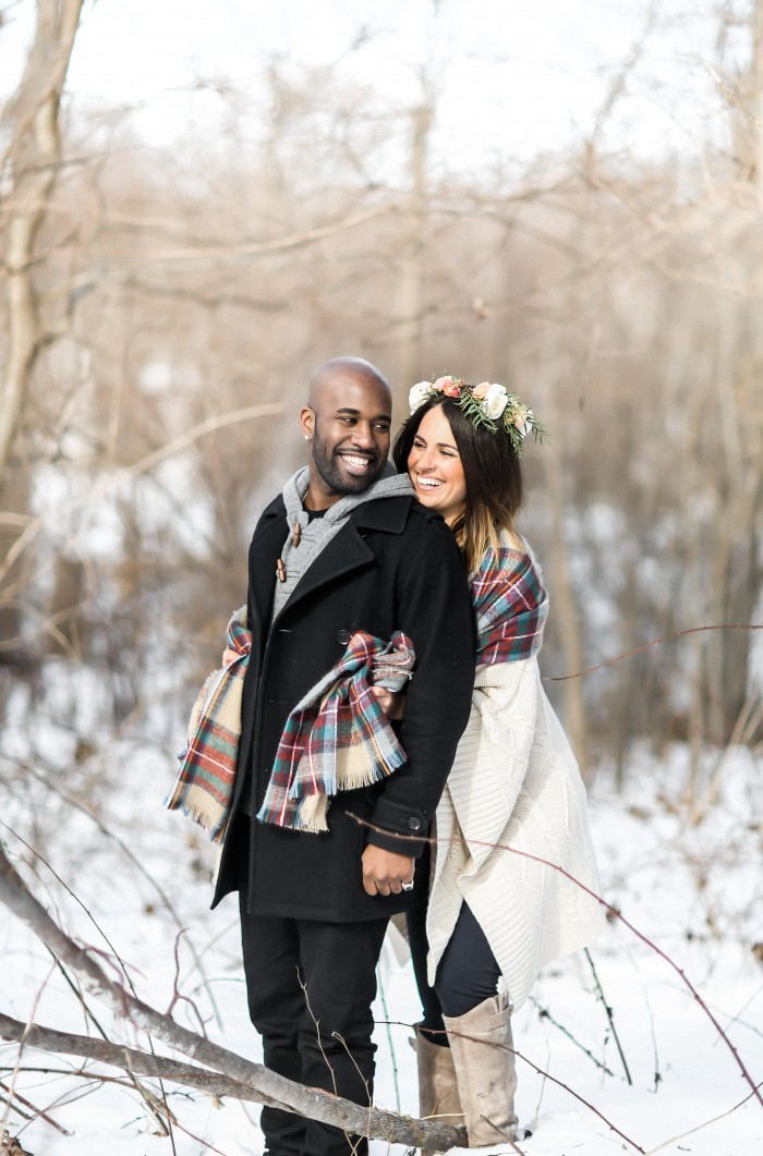 Image 1 of Shaelyn and Yonas