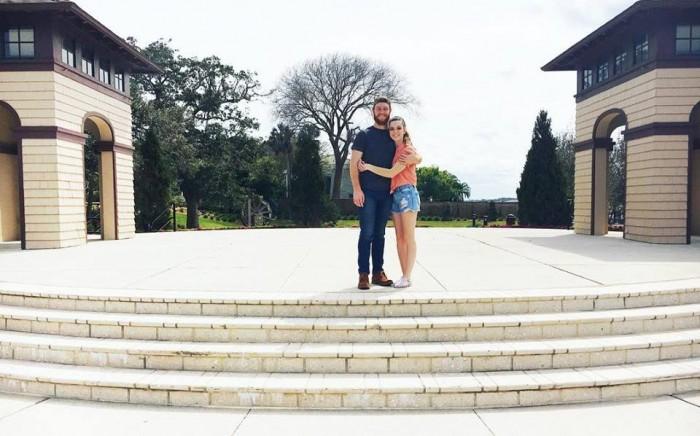 Image 1 of Emily Layne and Alex Jordan