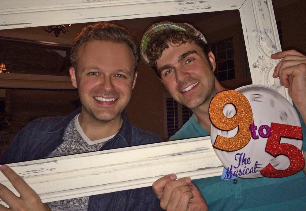 Image 2 of Justin and Nathan
