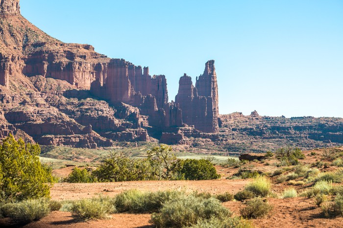 Image 2 of Brett and Kali's Proposal at Arches National Park
