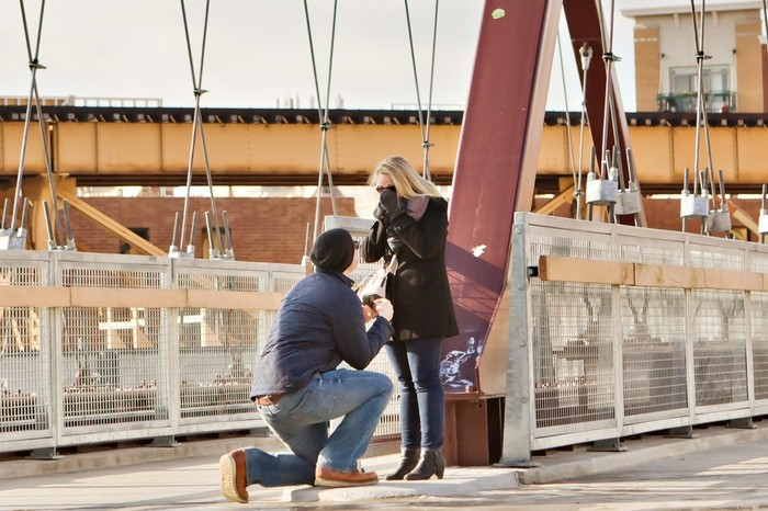 Image 5 of Brian and Jackie's Chicago Proposal
