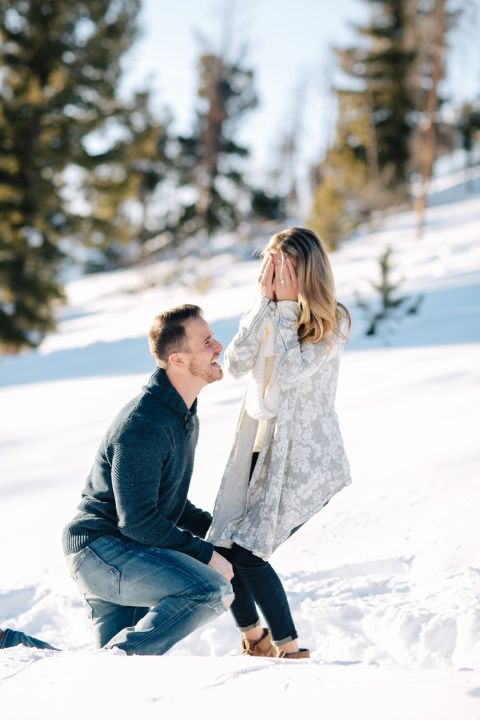 Image 6 of Carson and Brittany's Rocky Mountain Proposal