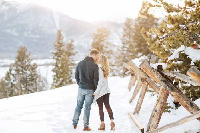 Image 10 of Carson and Brittany's Rocky Mountain Proposal