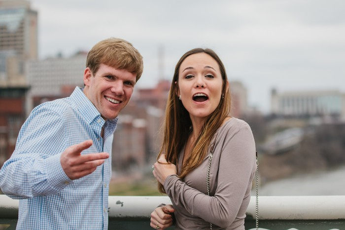 Image 7 of Christian and Andrew's Sentimental Proposal in Nashville