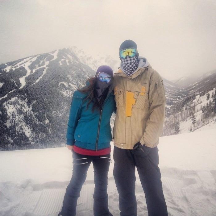 Image 1 of Chellina and Brandon