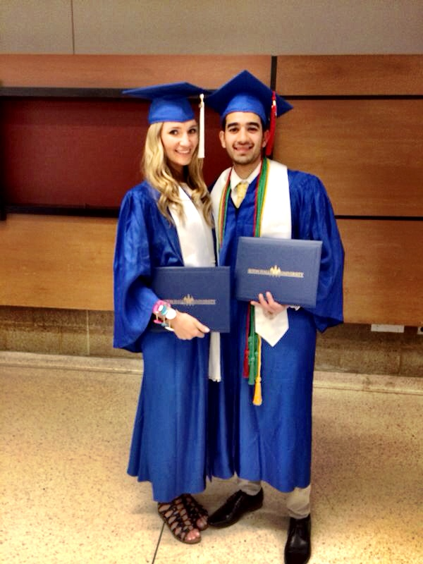 Image 1 of Kaitlin and Armaan