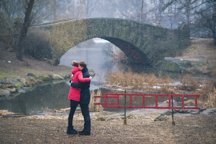 Image 6 of Marek and Anja's Dreamy Central Park Proposal