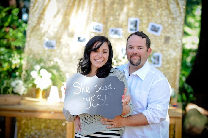 Image 1 of Rex and Alexis's Proposal in Napa Valley