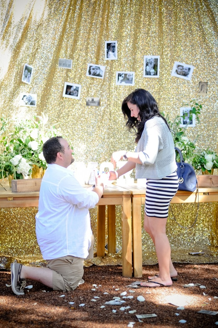 Image 5 of Rex and Alexis's Proposal in Napa Valley