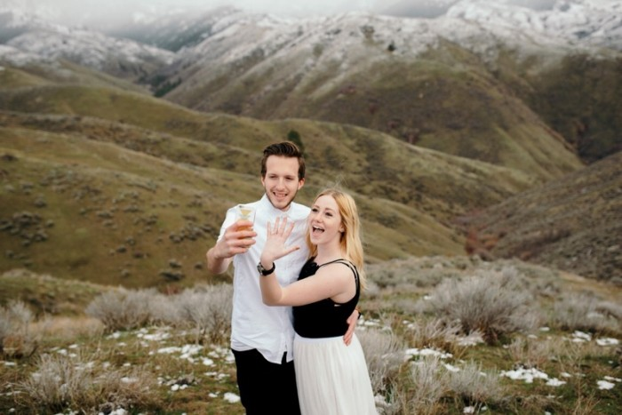 Marriage Proposals in Boise