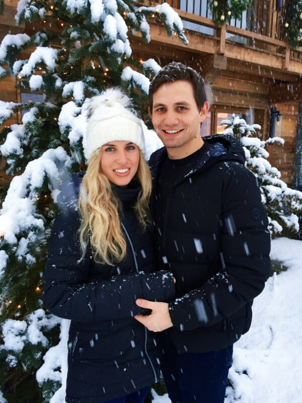 Image 1 of Cecilia and Scott's Ski Proposal