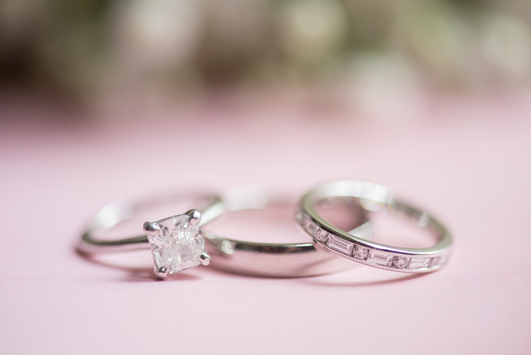 Image 1 of Diamond Cuts and Shapes for Engagement Rings
