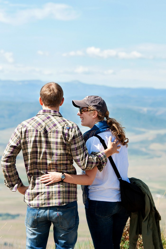 Image 4 of Ryan and Lizzie's Marriage Proposal in Steamboat Springs