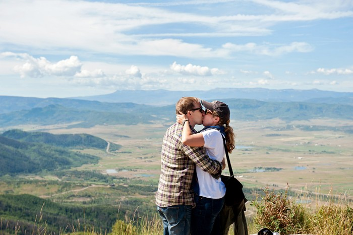 Image 9 of Ryan and Lizzie's Marriage Proposal in Steamboat Springs