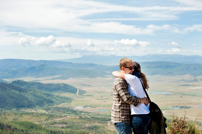 Image 10 of Ryan and Lizzie's Marriage Proposal in Steamboat Springs