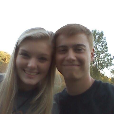 Danny and Charlotte, September 2013