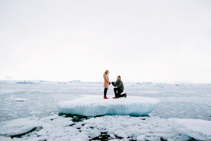 Iceberg Proposal in Iceland