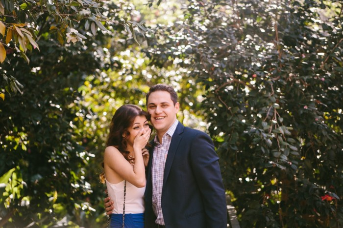 Cherry Blossom Proposal in Los Angeles (10)