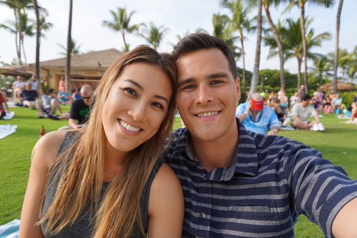 Adorable Proposal in Oahu