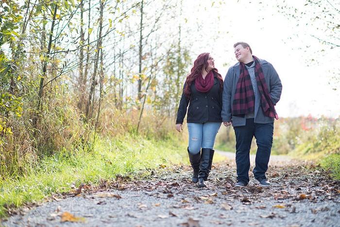 Image 1 of Jordan and Danielle