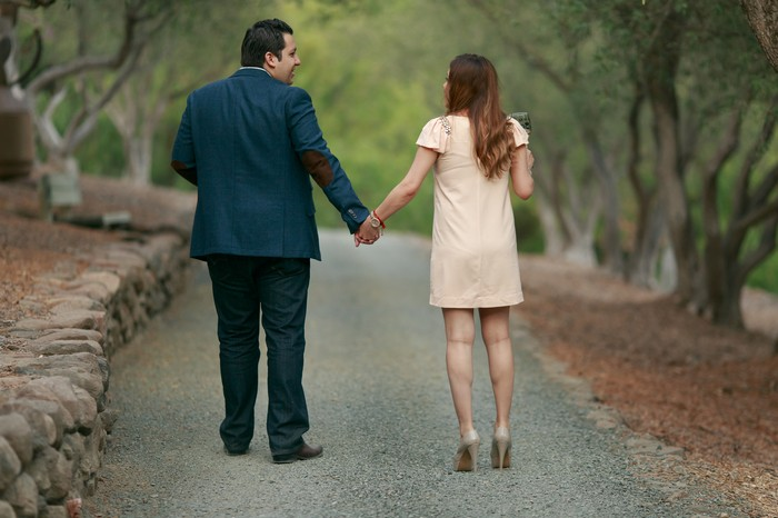 Image 4 of Luis and Silvana's Garden Proposal