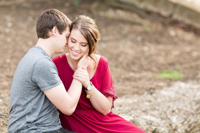 Image 1 of Natalie and Tyler's Photoshoot Proposal