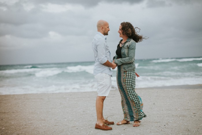 Image 3 of Jay and Kelly's Proposal in Palm Beach