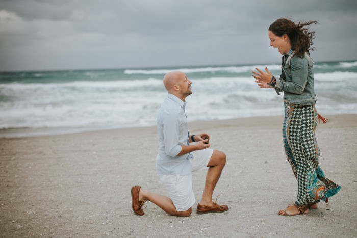 Image 5 of Jay and Kelly's Proposal in Palm Beach