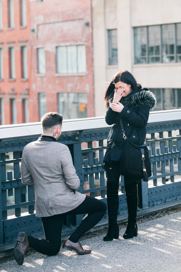 Image 7 of Kev and Sophie's Proposal on the High Line