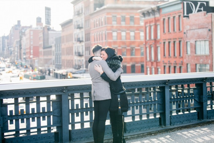 Image 9 of Kev and Sophie's Proposal on the High Line