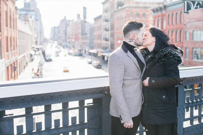 Image 13 of Kev and Sophie's Proposal on the High Line