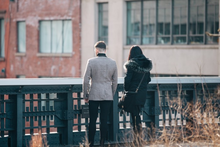 Proposal on the High Line (2)
