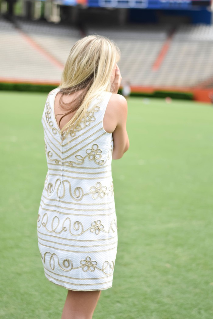 Image 4 of Samantha and Maxwell's Proposal on the UF Football Field
