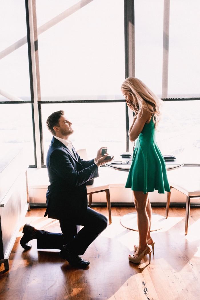 dallas marriage proposal ideas