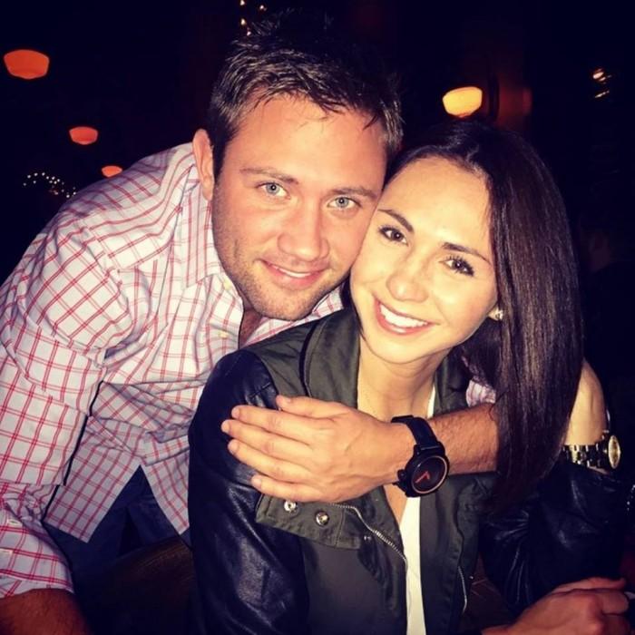 Image 1 of Victoria and Erik